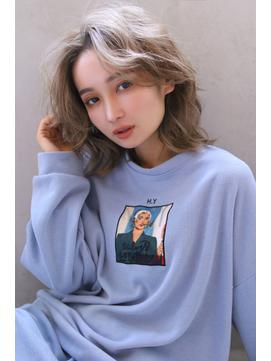 【Blanc/福岡天神】ネオウルフ_ボブルフ_大人ガーリー