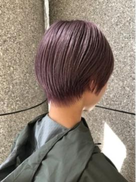 【stylist土井】 ハンサムショートボブ5