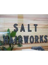 ソルト ヘアワークス(SALT HAIR WORKS)