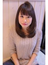 【ReiZ渋谷】ノームコア×うぶバング=女子アナ風☆ 女子アナ.22