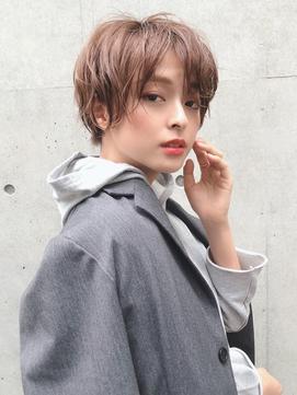 【Le'a 小暮】マニッシュショート ハンサム