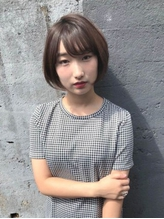 【reir下北沢】*コンパクトショート+セピアブラウン*.47
