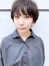 【morio成増3号店 米村進】小顔マッシュショート.16