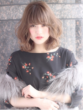 VoasorteGARDEN ☆ゴールデンバランスの綺麗なセミディ☆