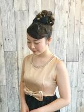 結婚式やパーティー イベントのヘアセットはムーンにどうぞ!.44