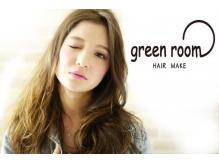 グリーンルーム(green room)