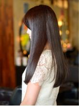 丁寧なカウンセリングをもとにアナタのなりたい髪に!いつまでも綺麗な髪、艶やかなまとまりスタイルに♪