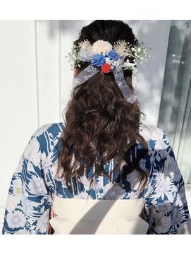 袴&振袖※卒業式&成人式スタイル9