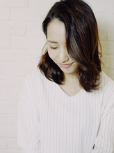 【スタイリング簡単★大人ナチュラル】ロングウェーブ.30