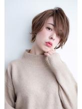 【katachi byAnge】小顔☆大人かわいい マニッシュショート.6