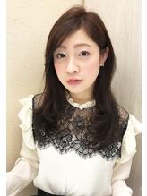 【GRAN HAIR大町店】毛先ワンカールのキュートレイヤ-.1