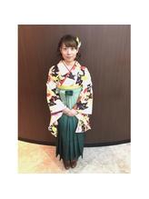 卒業式袴スタイル♪ .28