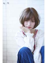 大人可愛い☆小顔ショートボブ☆3Dカラー.59