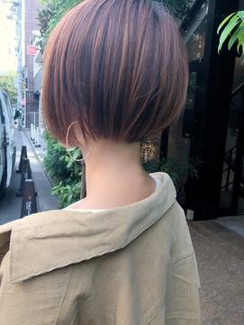 2020年春 インナーカラーのヘアスタイル ヘアアレンジ 髪型一覧