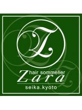 ヘアソムリエゼアラ 精華町店(hair sommelier Zara)