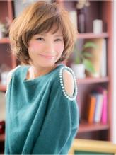 """*+COVER HAIR+*…""""抜け感""""で魅せる【格上げボブ】a パーティ.23"""