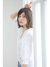 ☆大人女子に!切りっぱなし外ハネボブ☆.27