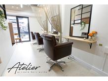アトリエ プライベートヘアエステ 池袋西口店(Atelier  private hair esthe)の詳細を見る