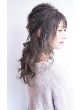 エストリア栄店 アレンジスタイル by海老澤