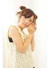 【&*again】 四つ編み KAWAII 猫耳 ヘアアレン 猫耳.18