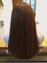 【髪の悩みが絶えない大人女性にオススメ☆】丁寧な毛髪診断をし、髪のお悩みを解消してくれるのが嬉しい◎