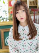 *bliss大宮*ウルツヤ☆大人かわいい3Dカラー小顔ロングb.43