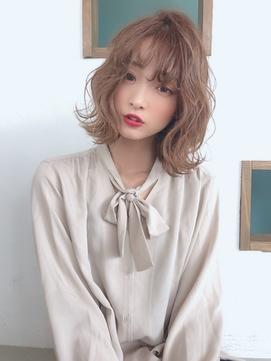ゆる柔ミディアムミックスカール☆