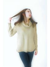 #グレージュ#ヘアカラー#髪質改善 冬色.48