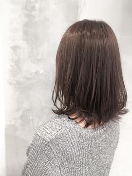 【OCTO 天神】レイヤーカット×ワンカール×髪質改善ストレート