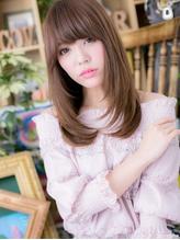 *+COVER HAIR+*…重カワ♪ワンカールストレートa 小悪魔.49