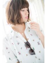 *+前橋+*…色っぽかわいい★スイングカールミディb.30