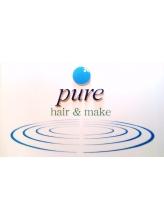 ヘアーメイク ピュア(hair make Pure)
