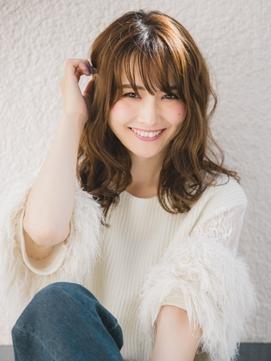 《dress/川崎123》☆くびれミディ×ヴェールカール☆