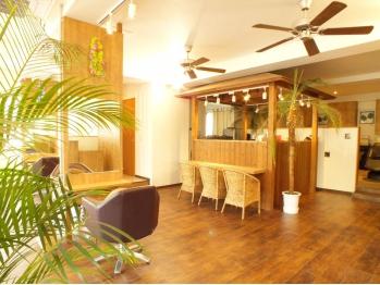 ヘアーサロンアンドビューティー ロア(Hair salon&Beauty LOA)(神奈川県高座郡寒川町/美容室)