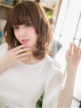 *+COVER HAIR+*…くびれカールで♪妹系☆甘え顔ミディa パーティ.3