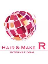 アール ヘアーアンドメイク 中津店(R Hair&Make)