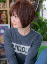 *+COVER HAIR+*…ピュアガーリー☆マッシュボブa 小頭.36