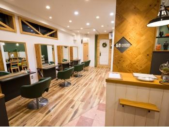 ゴッパヘアデザイン 実籾店(58GOPPA!hair design)