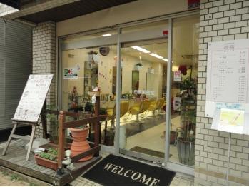 小田原美容室 薔薇