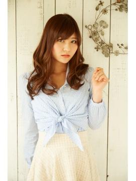 【Celeste恵比寿】大人可愛いグラマラスロング☆