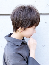 【morio成増3号店 米村進】小顔マッシュショート.14