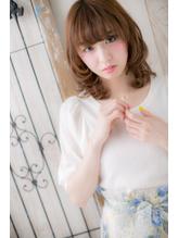 くびれカールで♪妹系☆甘え顔ミディa くびれカール.4