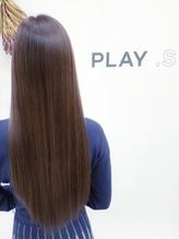PLAY .S☆ラベンダーグレージュ×髪質改善alphaトリートメント.19