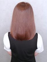 【髪質改善・エイジングケア】トリートメントカラー+カット19.32
