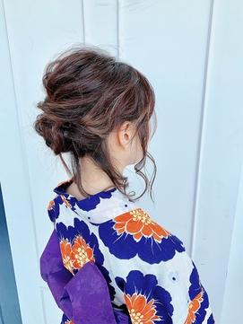 袴&振袖&浴衣※卒業式&成人式&夏祭りスタイル12