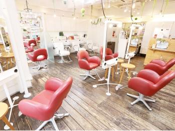 クラウドヘアー CLOUD HAIR(神奈川県横浜市都筑区/美容室)