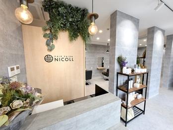 ニコル(NICOLL)(群馬県伊勢崎市/美容室)