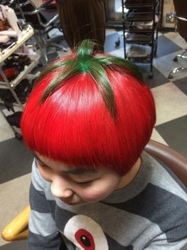 トマトヘアー2TRICKstyle!