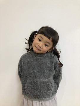 キッズカット【TORIKO】yuki
