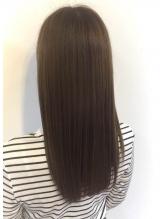 【熊取駅1分】思わず見惚れるウル艶感!髪の状態に合わせて厳選する人気のAujuaトリートメントで自慢の髪に